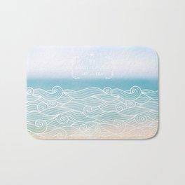 My personal sea Bath Mat