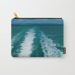 Wake of the Spirit- Hervey Bay QLD Carry-All Pouch