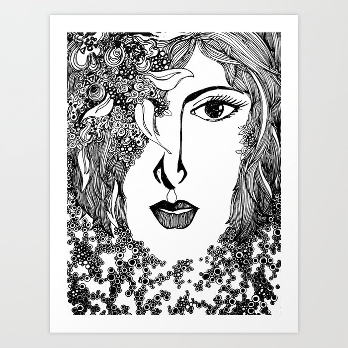 La Nina | Limited Edition of 50 Prints Art Print