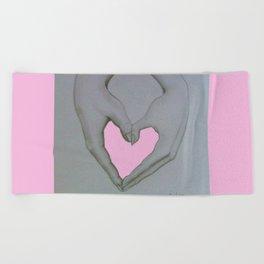One Love Beach Towel