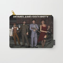 Homeland Security Carry-All Pouch