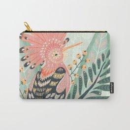 Hoopoe Bird Carry-All Pouch