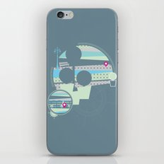 Wondering iPhone & iPod Skin