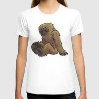 bigfoot T-shirts featuring Bigfoot by Savannah Horrocks
