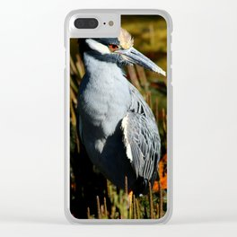 Young and Beautiful Clear iPhone Case