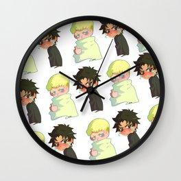 Akira & Ryo Wall Clock