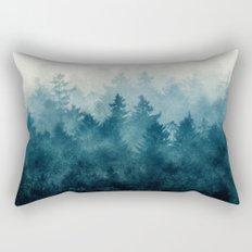 The Heart Of My Heart // So Far From Home Edit Rectangular Pillow