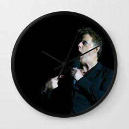 Eddie Izzard Wall Clock