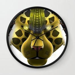 Jaguar - Sol Nocturno Wall Clock