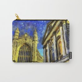 City Of Bath Vincent Van Gogh Carry-All Pouch