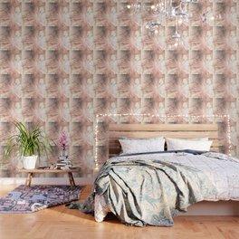 Pink Dandelion Macro Nature Photography Art and Apparel Wallpaper
