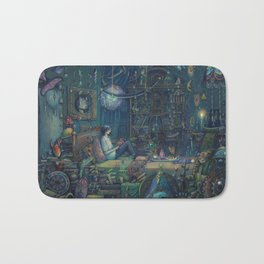 Howl`s room Bath Mat