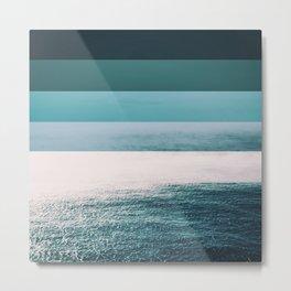 Colorscape VI Metal Print