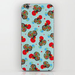Rooster of Barcelos | Portuguese Lucky Charm iPhone Skin