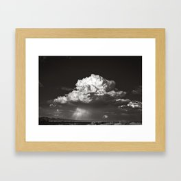 West Texas Framed Art Print