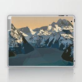 Garibaldi Park Poster Laptop & iPad Skin