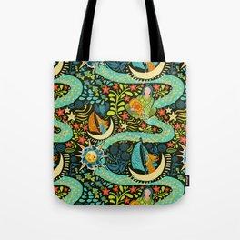 River of Stars Tote Bag
