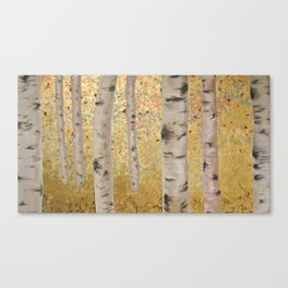 Ghosts of Autumn Canvas Print