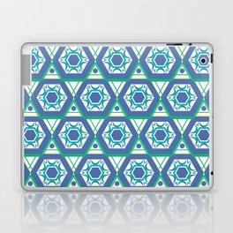 Geometric Shapes 4 Laptop & iPad Skin