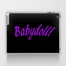Babydoll Laptop & iPad Skin