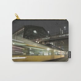 Friedrichstrasse Carry-All Pouch