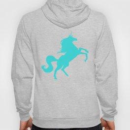 unity university unicorns (cyan) Hoody