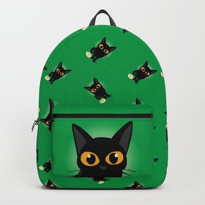Magical eyes Backpack