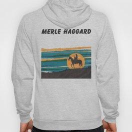 Merle Haggard Hoody