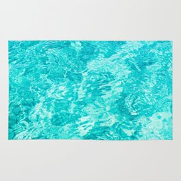 Turquoise Waters Rug