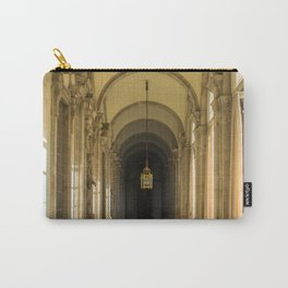Enfilade of Royal palace, Madrid Carry-All Pouch