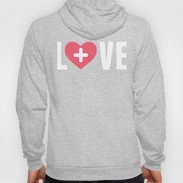 LOVE - Design For Nurses Hoody