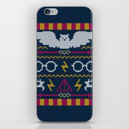 The Sweater That Lived iPhone Skin