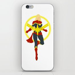 this is my captain iPhone Skin