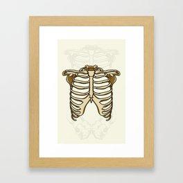 Thorax Framed Art Print
