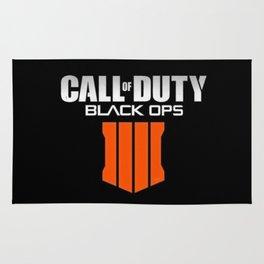 COD  Black Ops 4 Rug