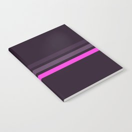 Alamak - Classic Retro Stripes Notebook