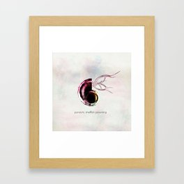Shellfish Framed Art Print