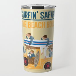 Surfin Safari Travel Mug