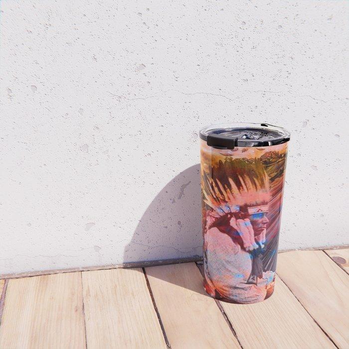 Astral Dreamtime Travel Mug
