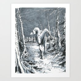 Alberta Art Print