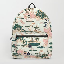 Asian garden party Backpack