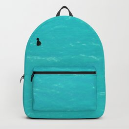 Duck on Water Backpack