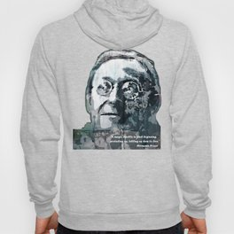 STEPS - quote Hoody