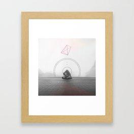 [301215] SPOT RESONATE Framed Art Print