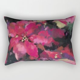 Holiday Reds Rectangular Pillow
