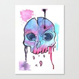 Broken Mind Canvas Print