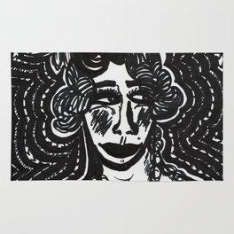 Flapper Siouxsie Rug