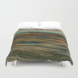 The Beauty of Nothing and Nowhere Duvet Cover
