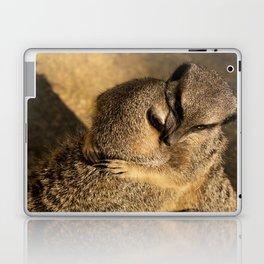 Meercat Loving  Laptop & iPad Skin