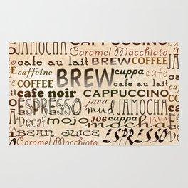 Coffee and Cream Rug